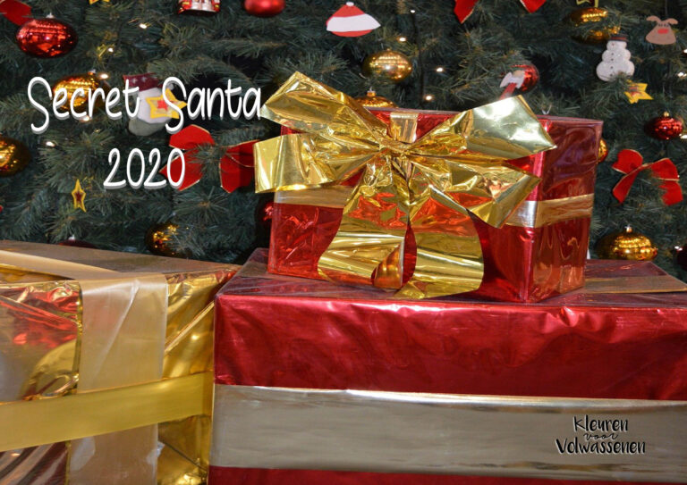Allereerste Secret Santa 2020